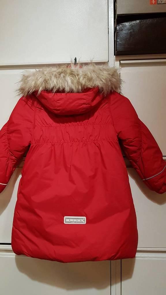 Новая куртка Kerry зимняя  д/д 104р.