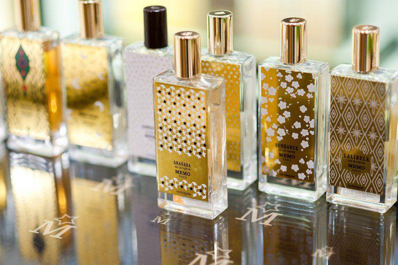 селективная парфюмерия.