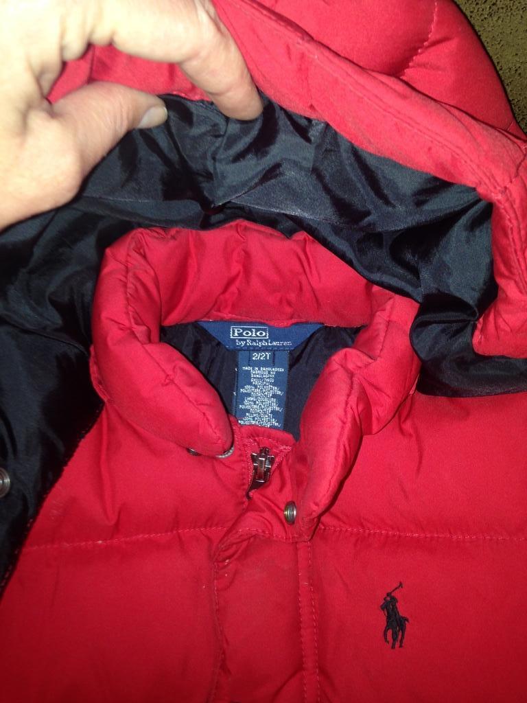 куртка Polo/crocs/шапка зима