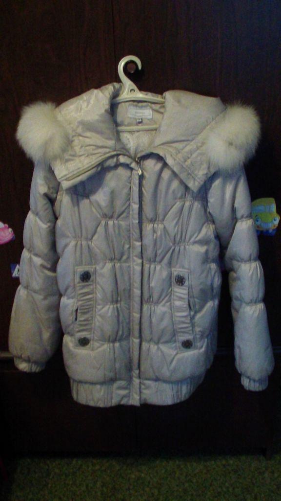Куртка зимняя для беременных р-р 42