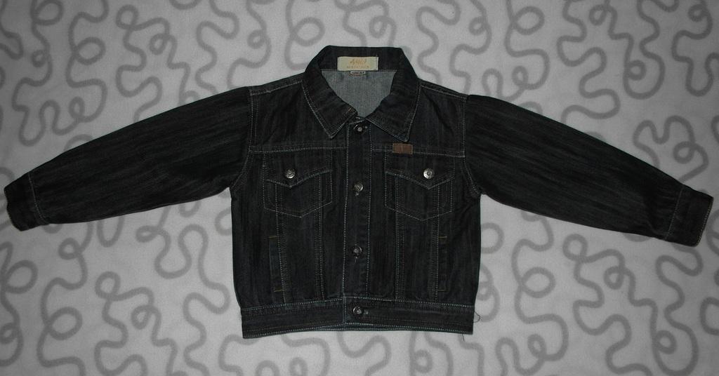 Куртка джинсовая Amig, 2-3 года