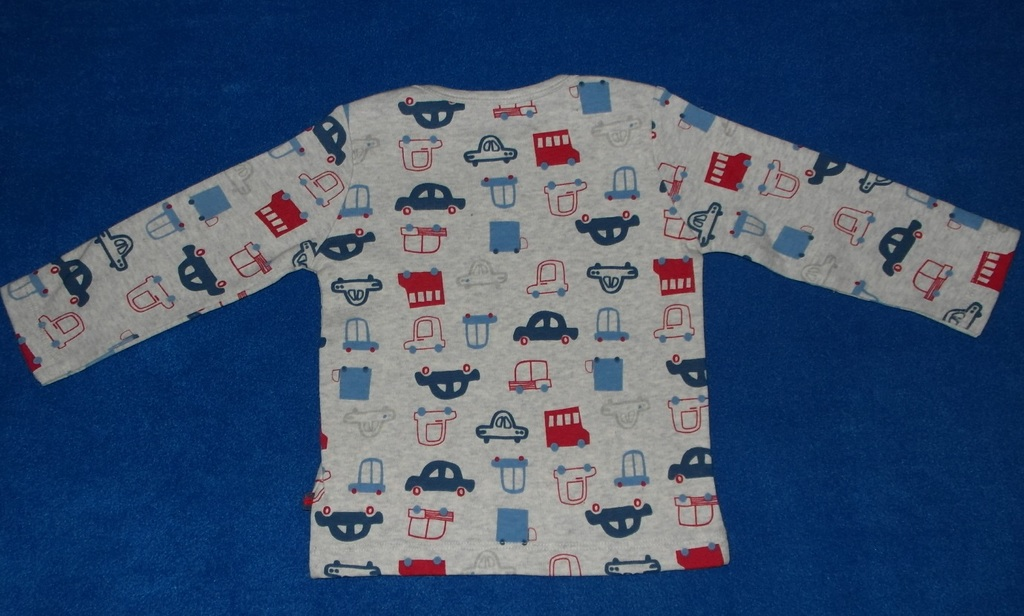 Новые футболки с длинным рукавом Mothercare, 74-80