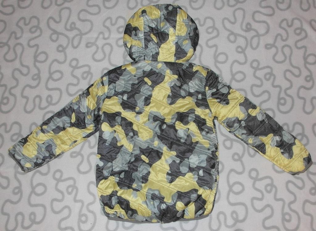 Куртка демисезонная Gino de Luka, 110-116 см