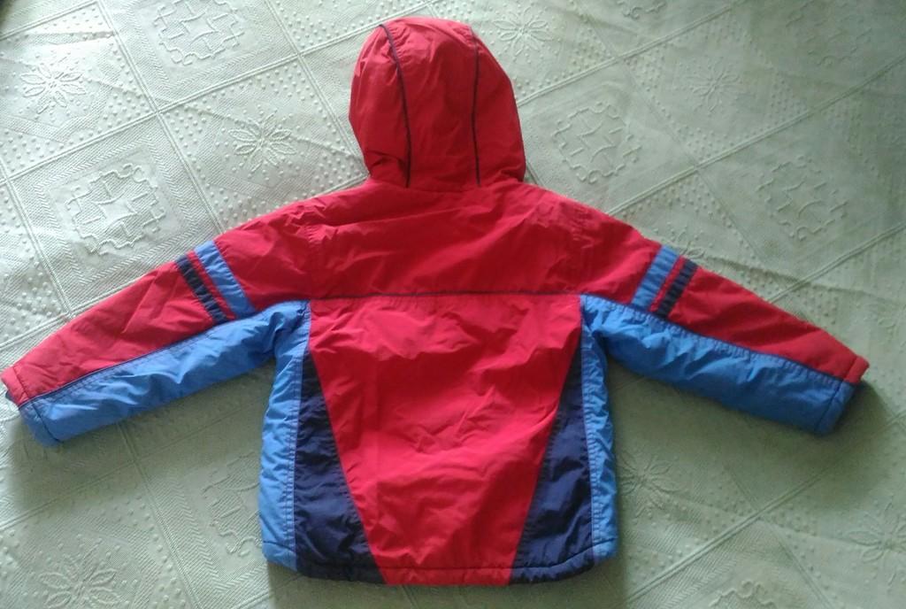 Куртка Mothercare, p.7-8л