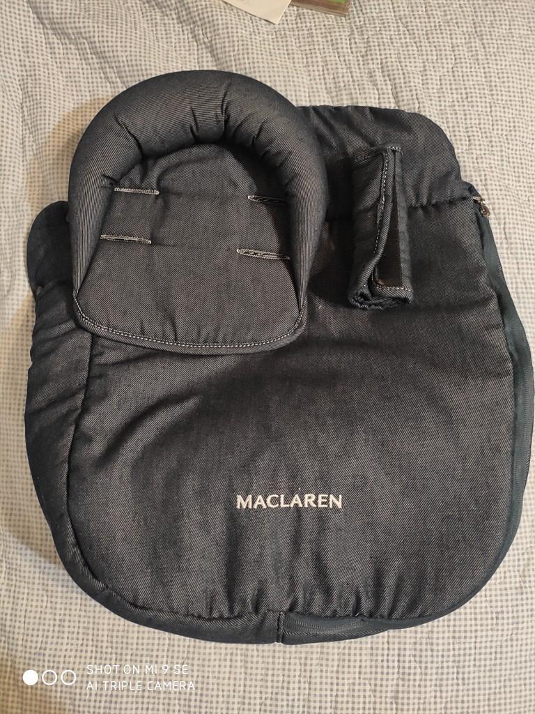 Коляска maclaren б/у
