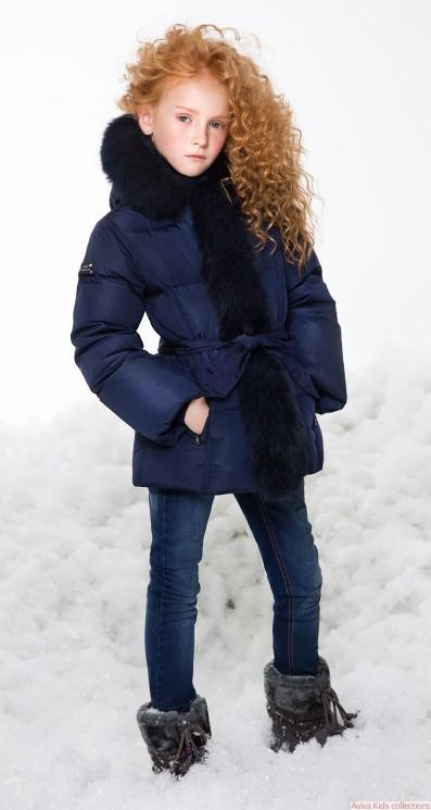 Пуховые куртки Авива р.3