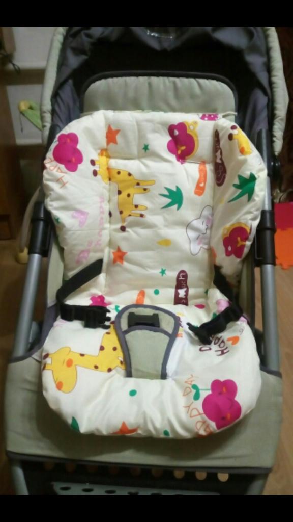 Матрас в коляску автокресло стульчик для кормления