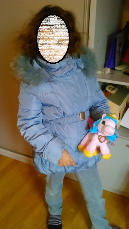 Monnalisa демисезонная куртка р. 10