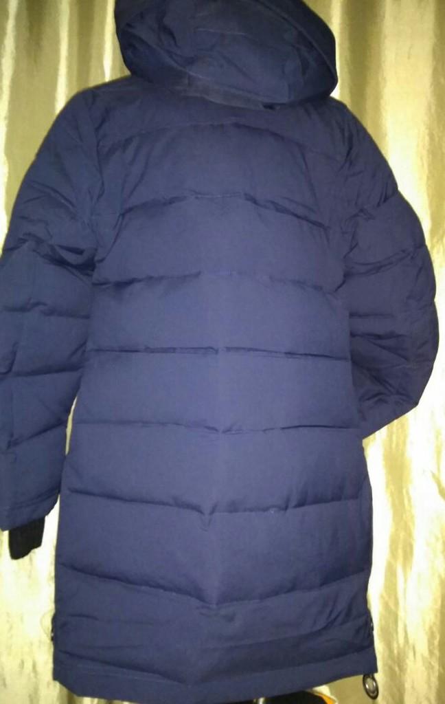 Стильное, качественное, новое пальто -куртка-парка