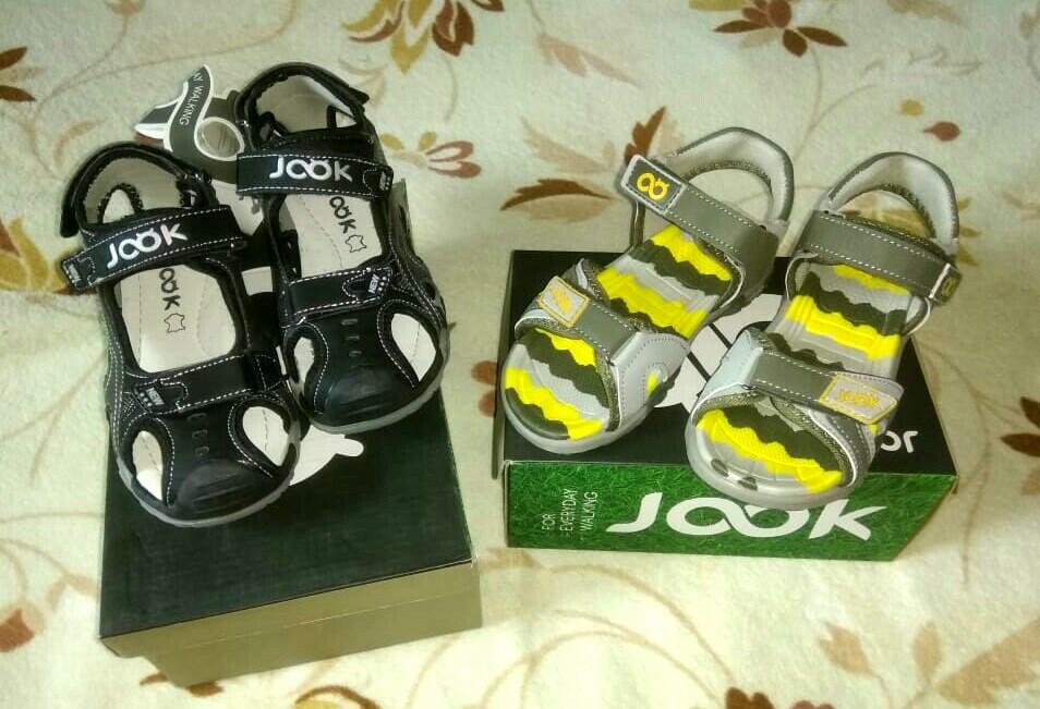 Новые (с коробками) две пары сандалей Джук р.30