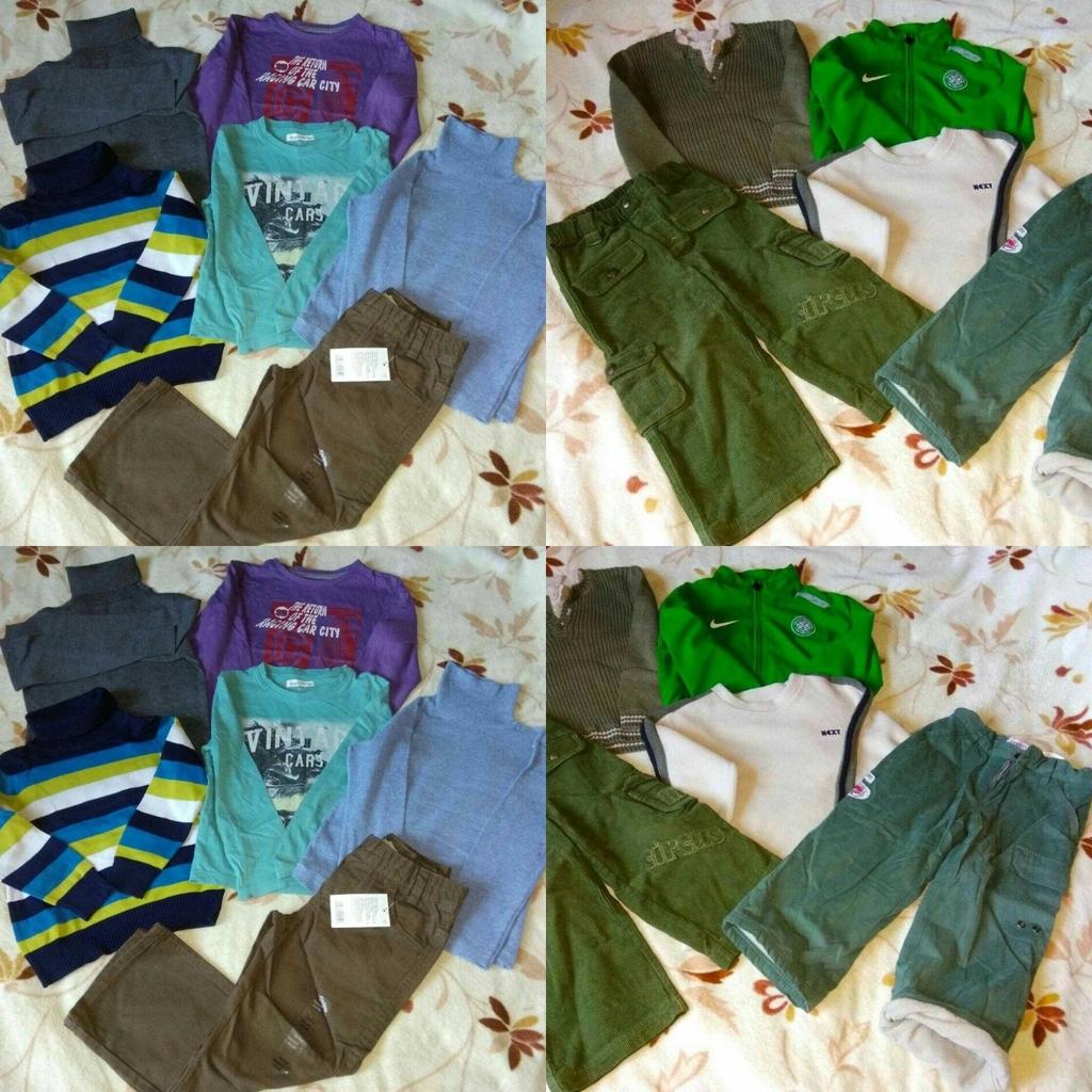 Детская одежда пакетами Большой Баул!!! Возможно з