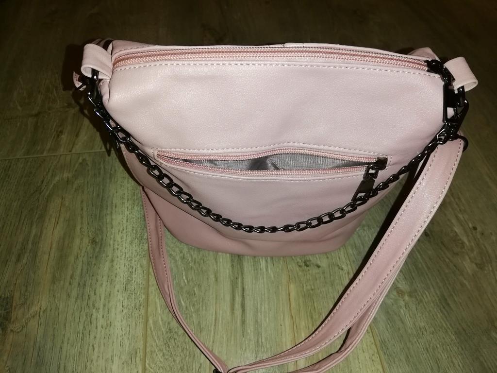 Отдам сумочку цвет бледно-розовый