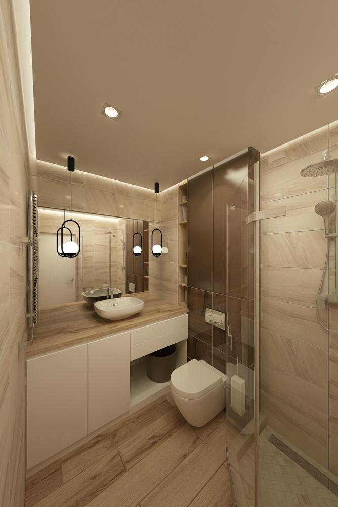 Дизайн интерьера от одной комнаты