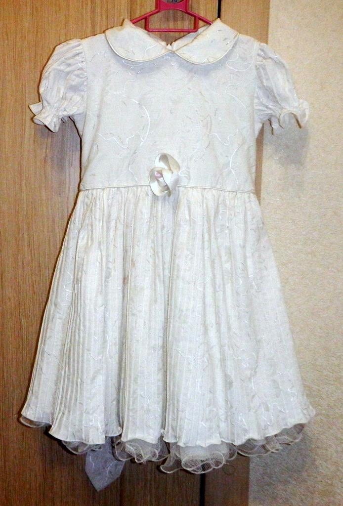 Платье праздничное 2-3 года (92-98)