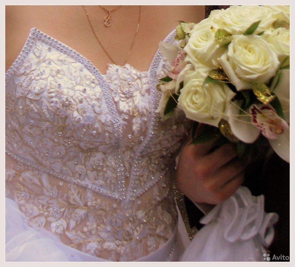 Платье свадебное + подарки