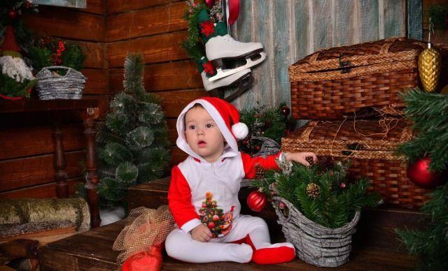 Комбинезон Мой первый новый год