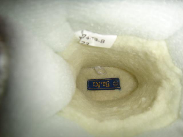 Зимние мембранные сапожки-дутики (новые)