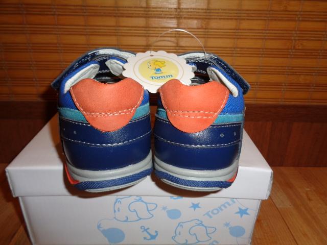 Новые сандалии Том М