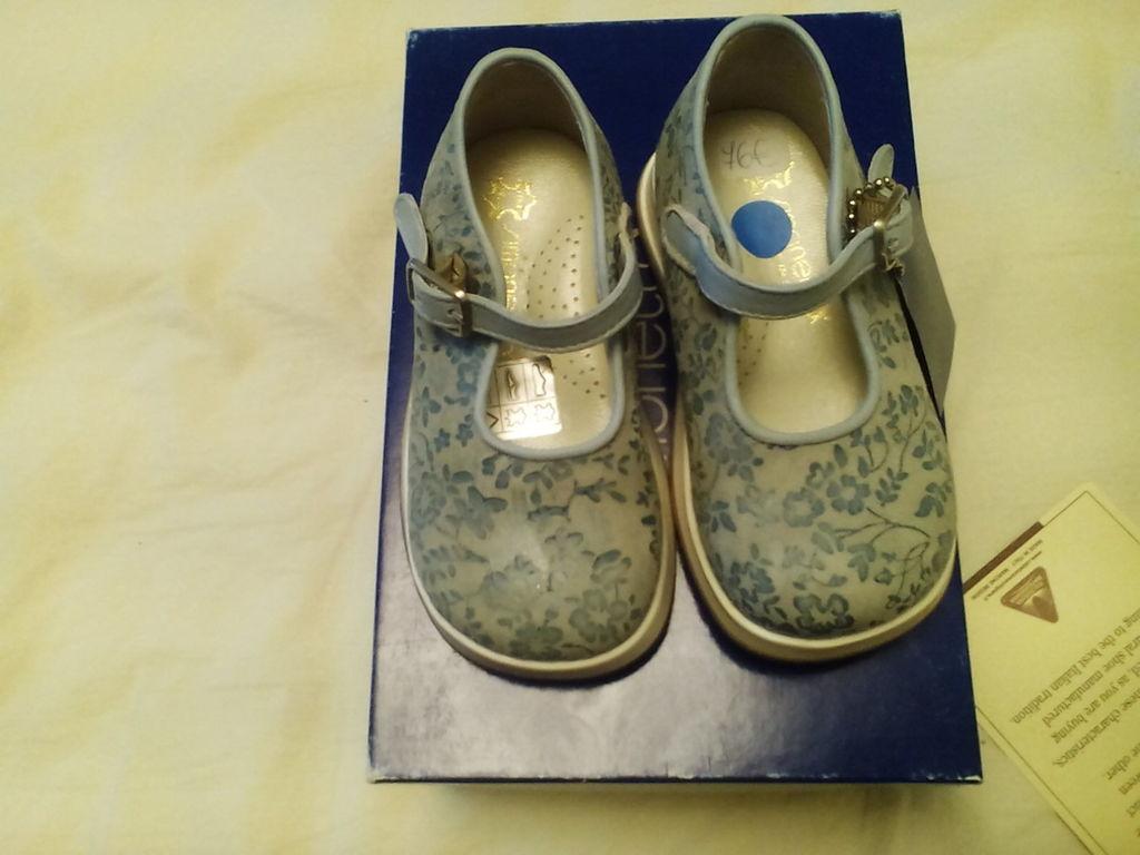 Новые туфли Simonetta р. 20 и 21 Италия