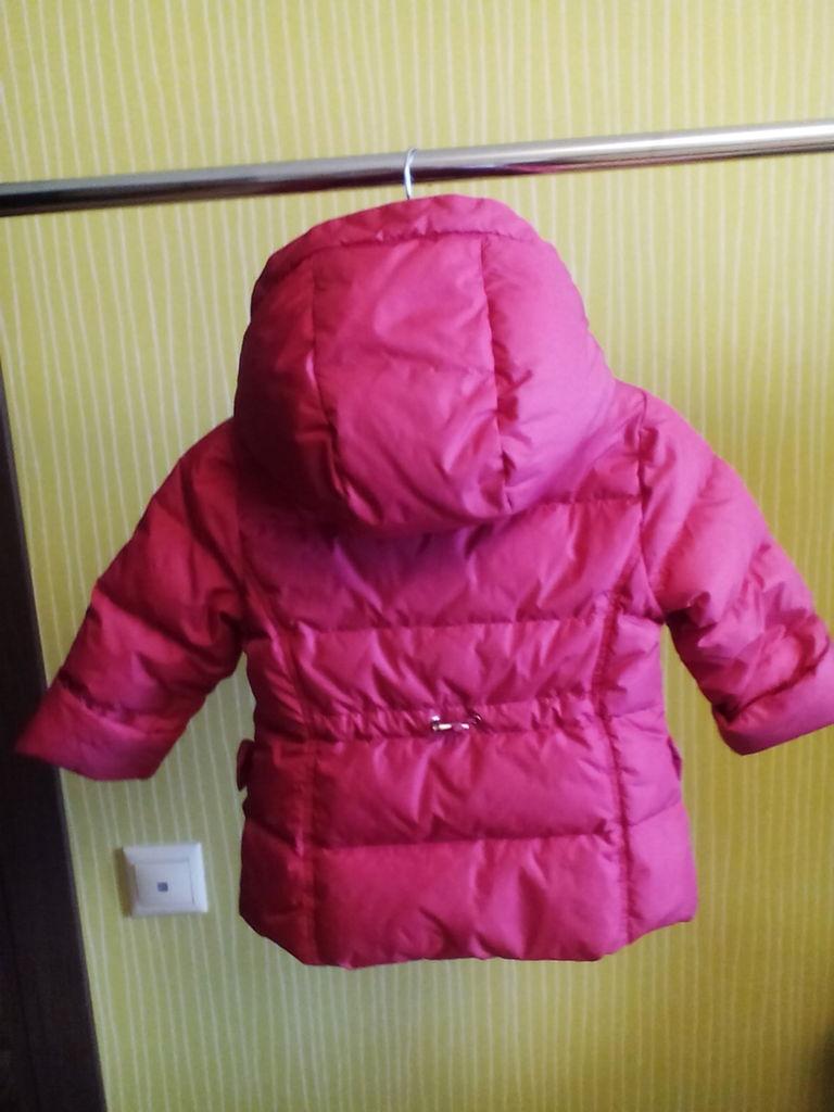 Пуховая куртка Il gufo р.3 Италия
