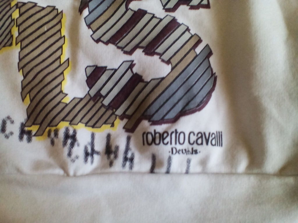 Толстовка р.2-3 г. Roberto Cavalli