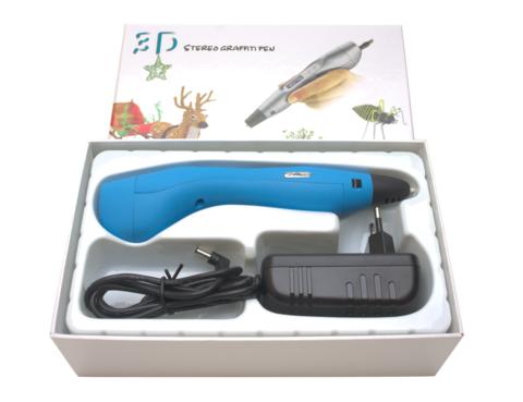 3 Д ручки 3DPEN-2, пластик для 3Д ручек.