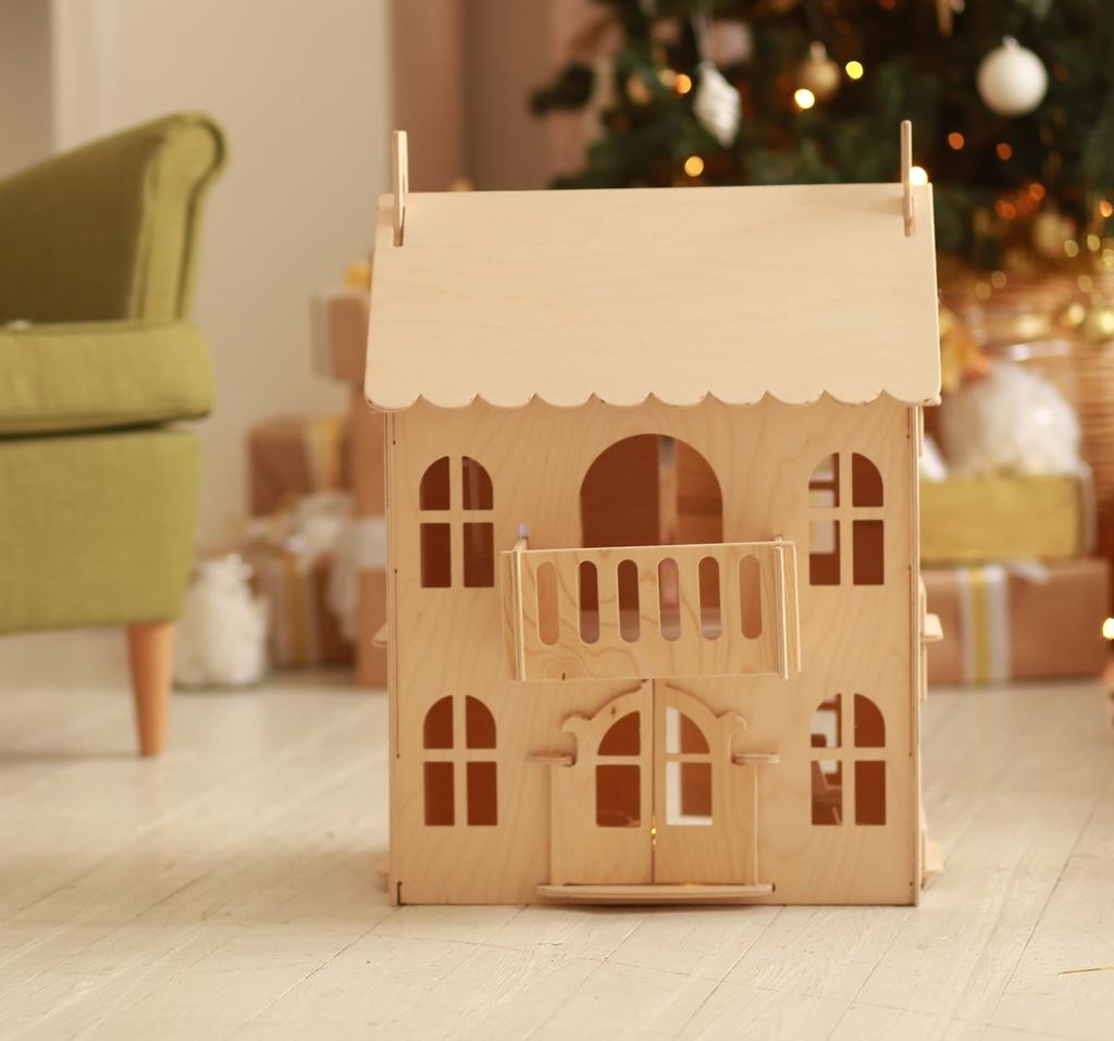 Кукольные домики для принцесс и их кукол🏩👸