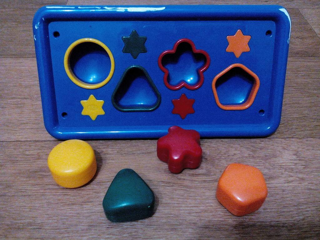 Сортер Tolo toys Счеты
