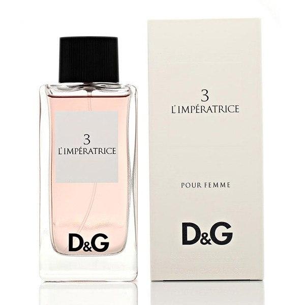 Dolce & Gabbana 3 L'Imperatrice 100 ml