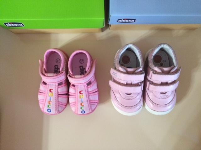 Обувь Chicco р.21