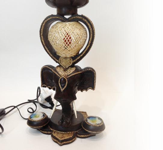Экзотическая лампа, Тайланд, привозная, новая