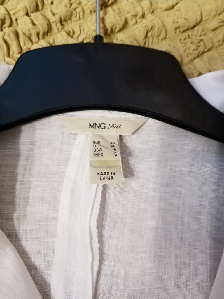 Пиджак Mango размер 36/38 EU на наш 42-44