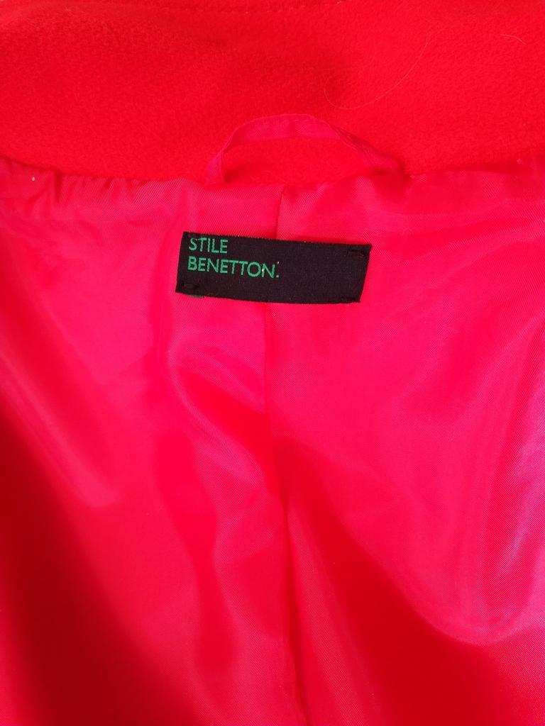 Пальто Benetton размер 44 IT на наш 44-46