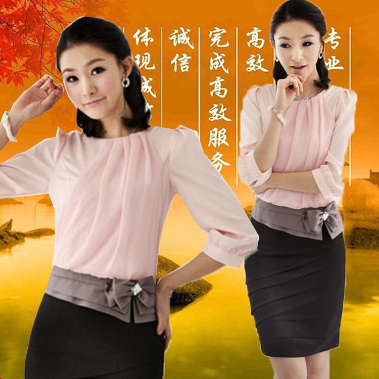 Женские блузки для офиса в спб