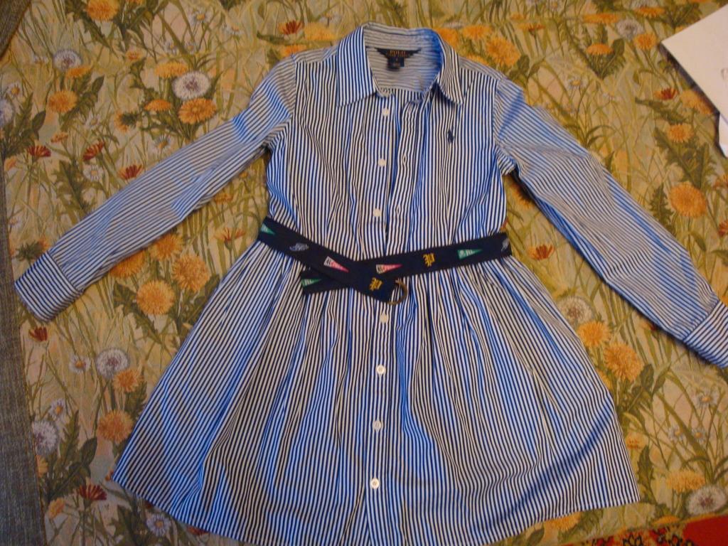 Платья для девочки (116-128 см)