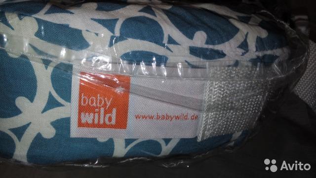 Подушка для кормления Baby Wild