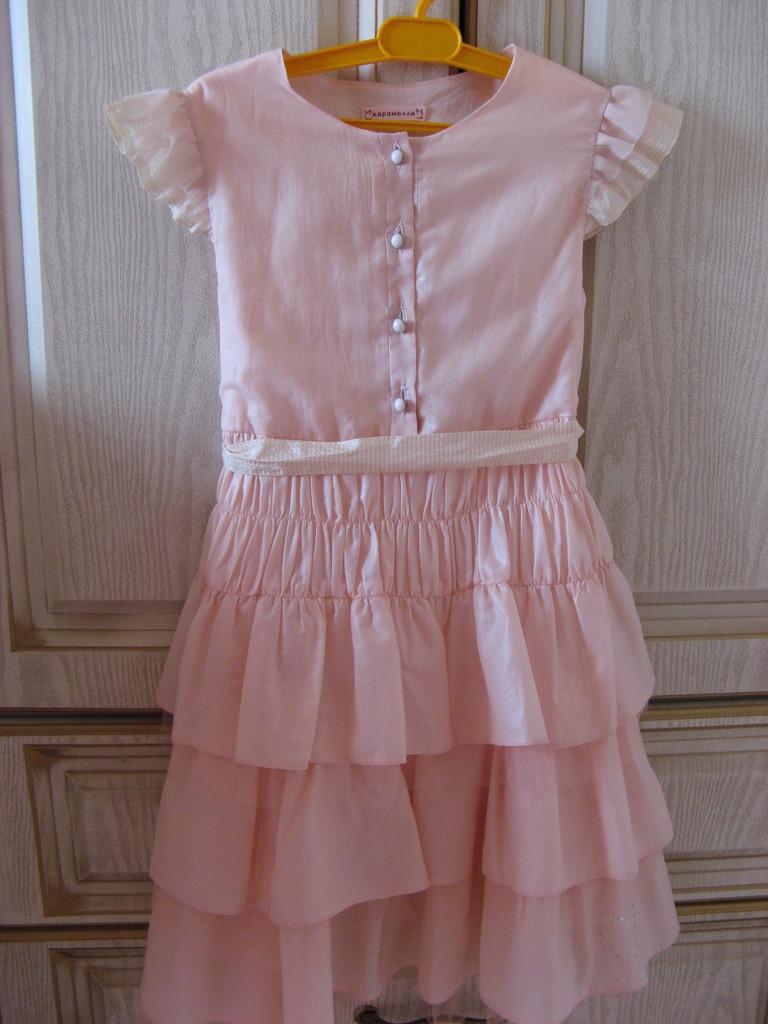 Платье рост 128
