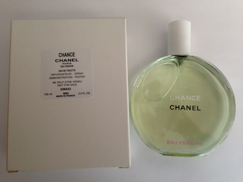 Chanel Chance Eau Fraiche Тестер 100 мл Новый