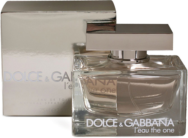 Dolce Gabbana Leau the one 75 ml