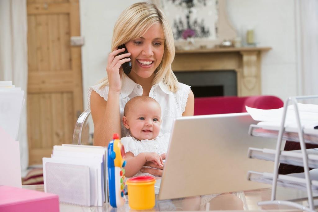 Бизнес для женщин в декрете идеи