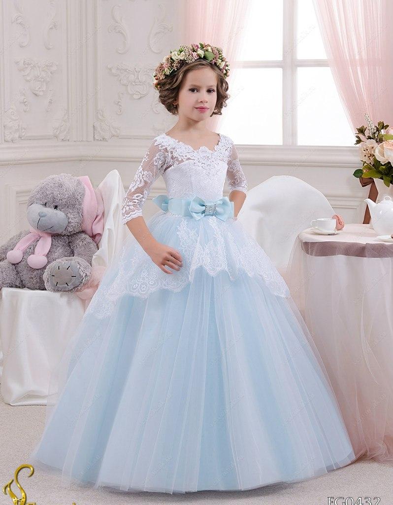 c53cec1a4f5 Продаю новые шикарные детские платья в Москве - Барахолка Бебиблога