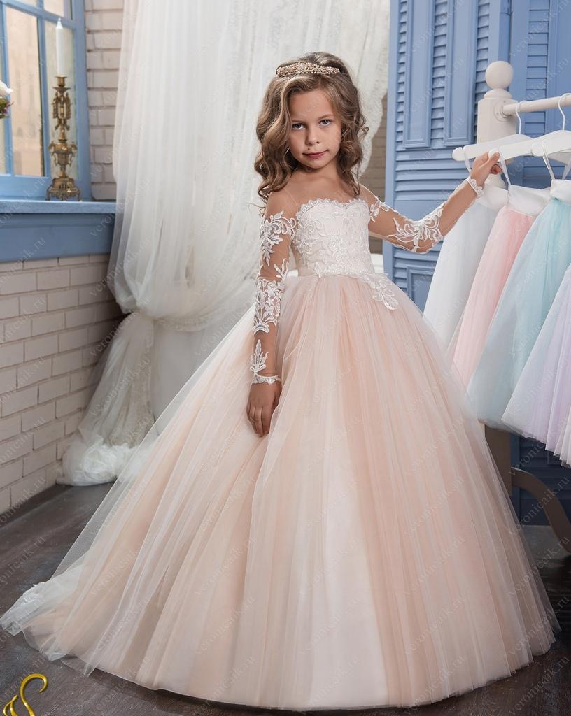 Пышные платья для детей картинки с
