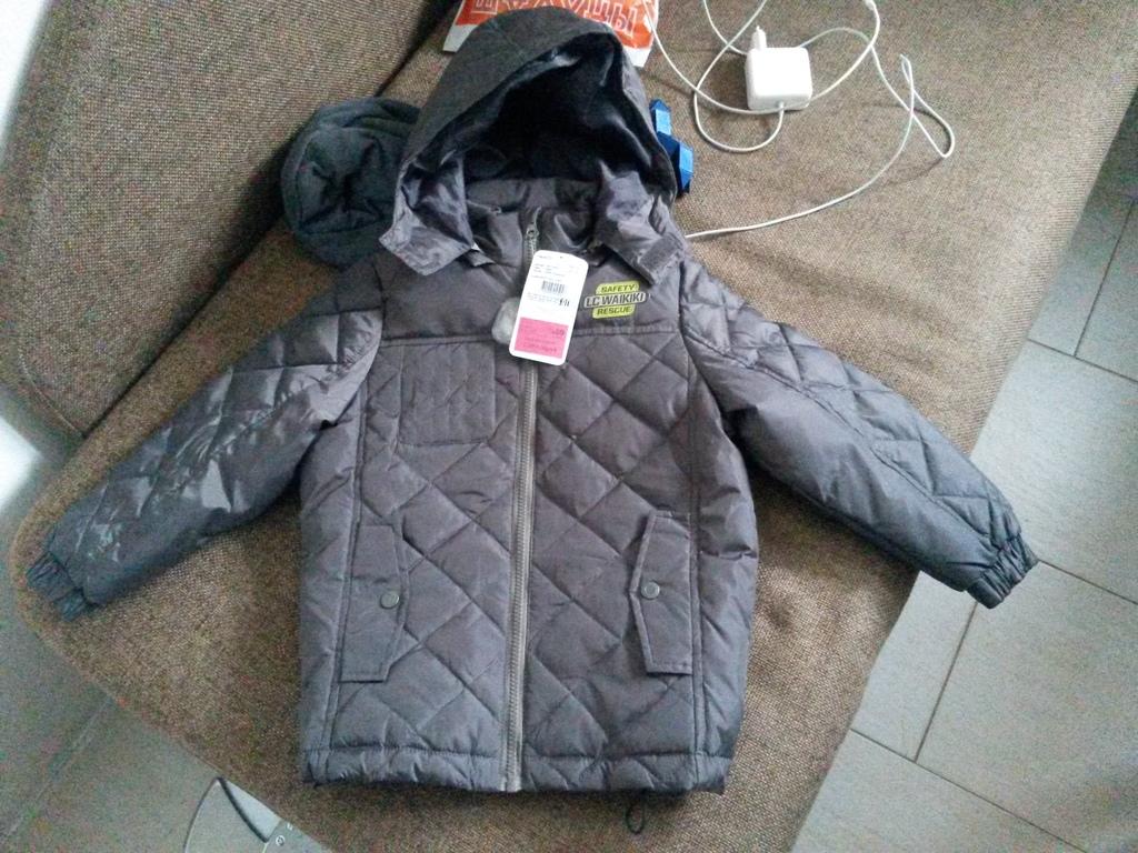 Новые куртки для/мал зимние и б у в идеале
