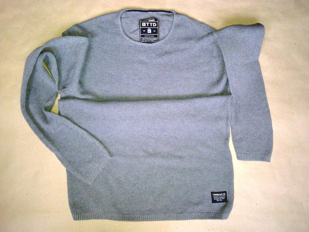 Мужской джемпер,свитер 48 50 L Tom Tailor пуловер