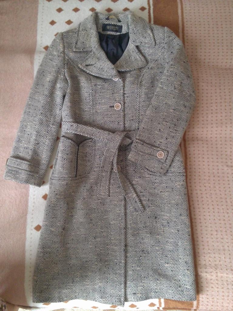 Пальто 50/52 шерсть