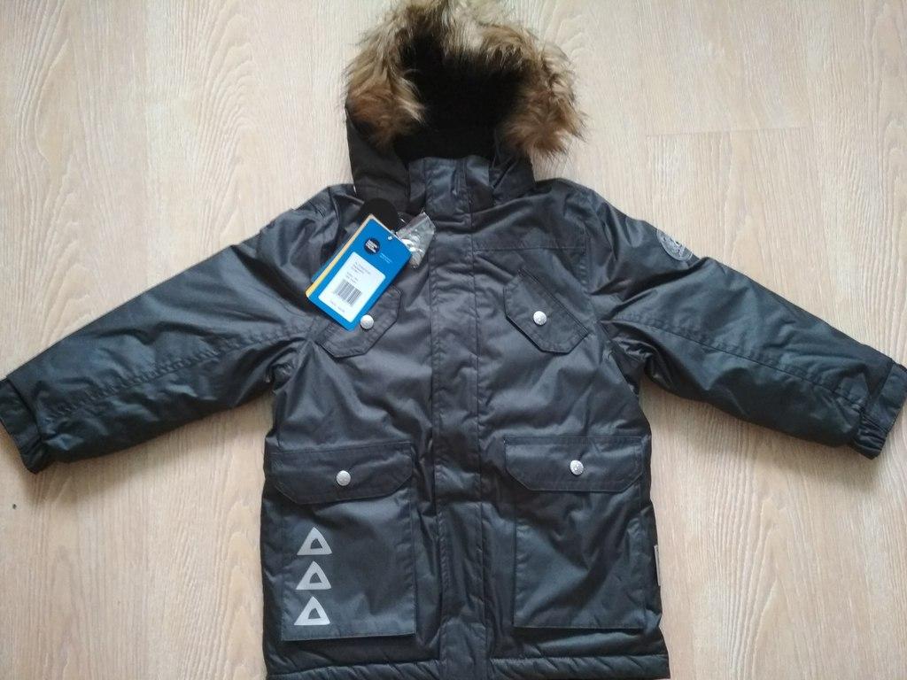 Детская куртка-парка  Jonathan(Финляндия)