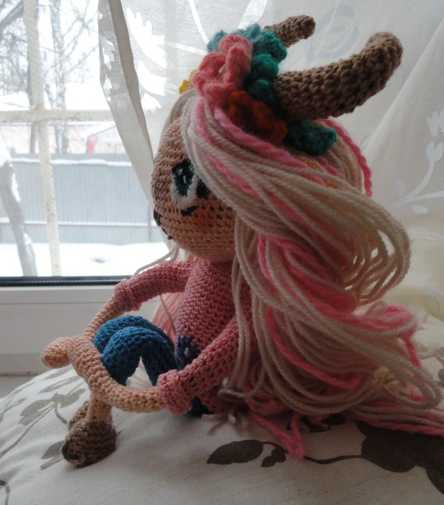 купить вязаную куклу ручной работы в москве массовый