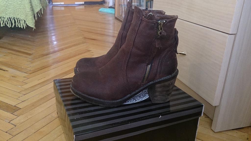 Зимние ботинки Betsy