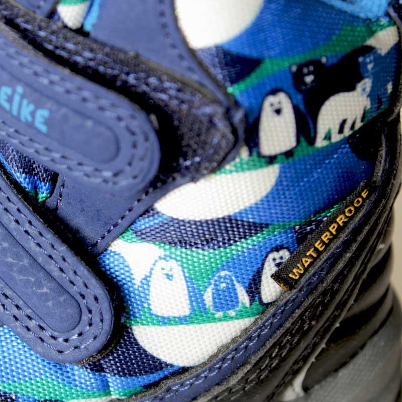 Водонепроницаемые ботинки для мальчиков Reike