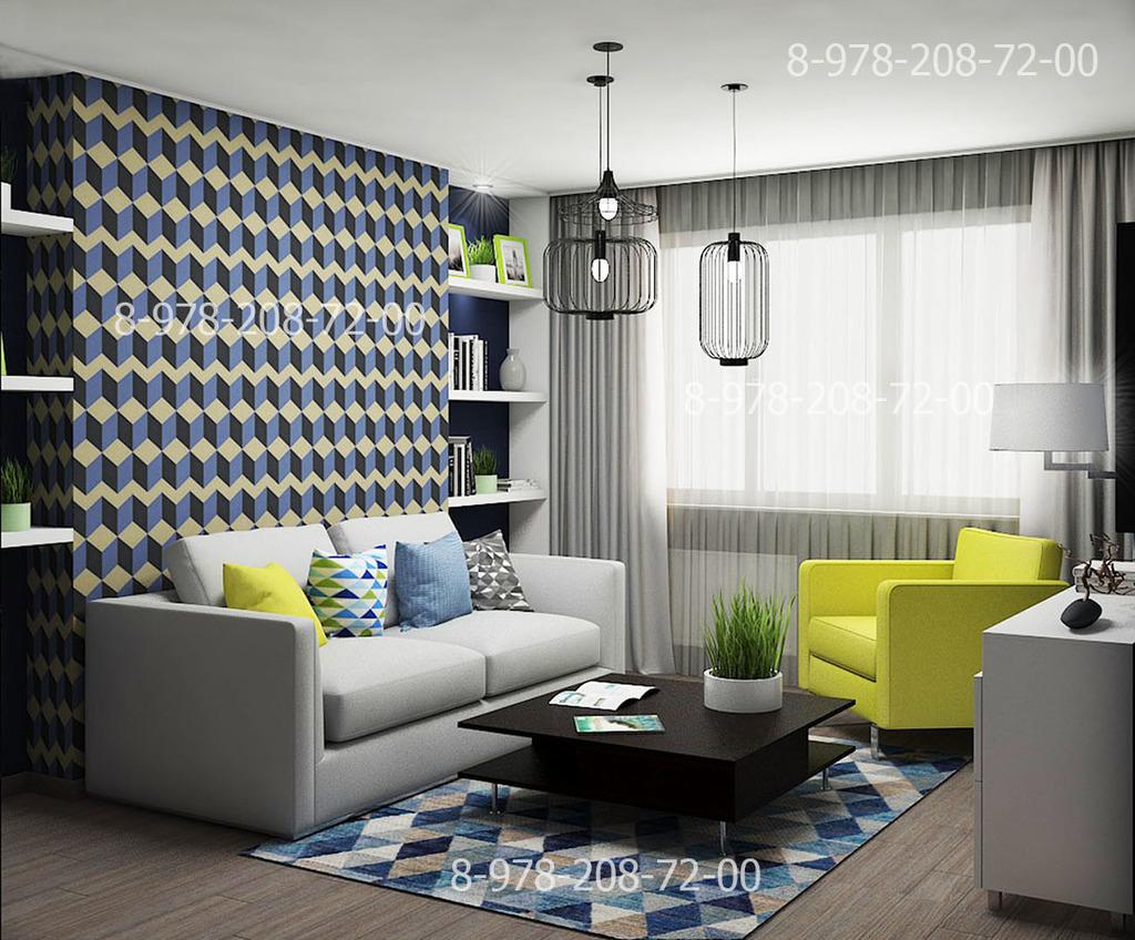 Дизайн интерьера доступен всем. Чертежи